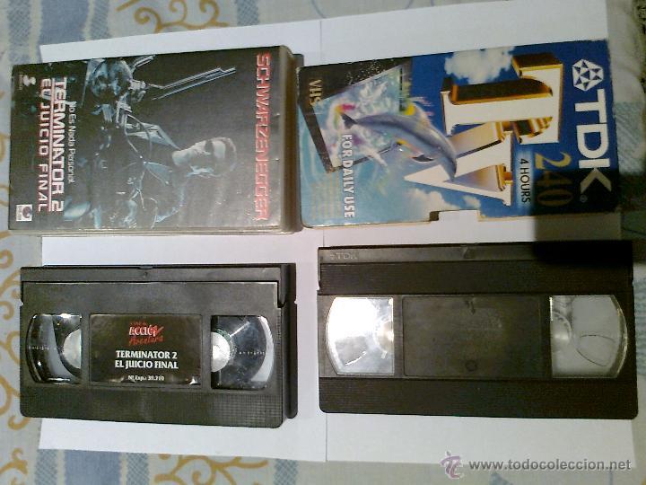 Cine: LOTE DE 14 PELICULAS VHS Y DVD - Foto 2 - 46990195