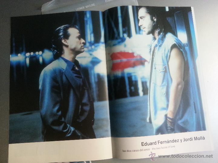 Cine: SON DE MAR BIGAS LUNA DOSSIER PRESENTACION AUTOGRAFO DEL DIRECTOR INVITACION ESTRENO EN REUS 2001 - Foto 6 - 47419894