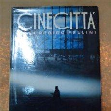 Cine: CINE CITTÀ DE FEDERICO FELLINI. NATHAN IMAGE, PARÍS, 1989. Lote 48470617
