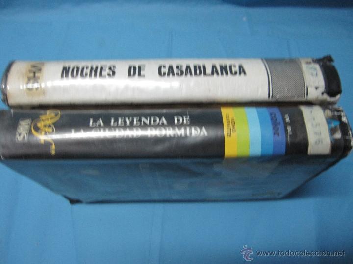 Cine: DOS PELICULAS DE VIDEO SISTEMA 2000 PELICULA - Foto 2 - 49095395