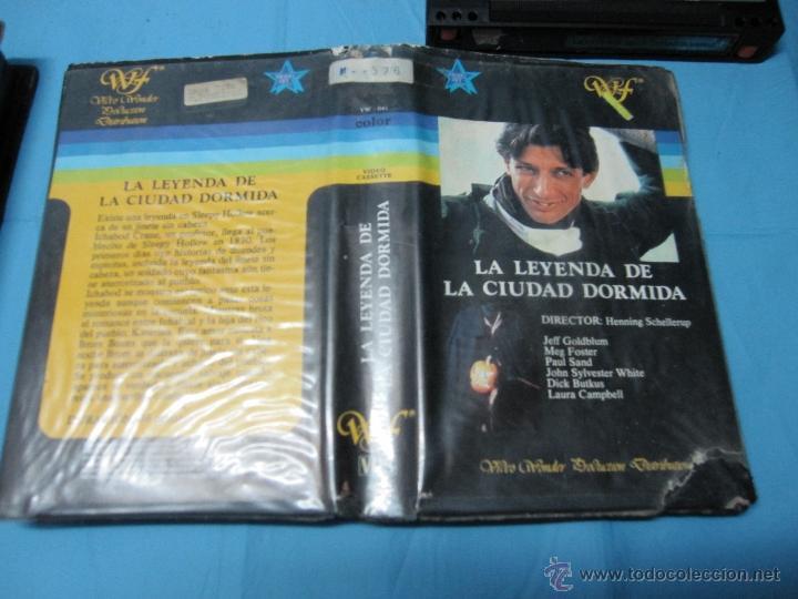 Cine: DOS PELICULAS DE VIDEO SISTEMA 2000 PELICULA - Foto 6 - 49095395