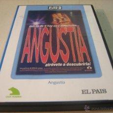 Cine: PELICULA CINE DVD : ANGUSTIA, UNA PELICULA DE BIGAS LUNA. Lote 49155984