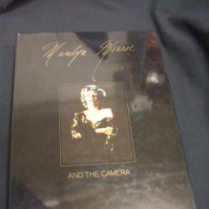 Cine: MARILYN MONROE AND THE CAMERA - BLOOMSBURY - MUY ILUSTRADO - EN INGLES - . Lote 49554191