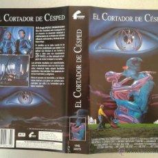 Cinema: SOLO CARATULA VIDEO VHS - EL CORTADOR DE CESPED - JEFF FAHEY, PIERCE BROSNAN. Lote 49705915