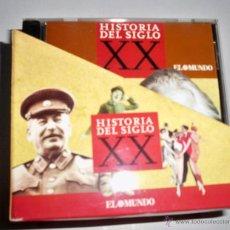 Cine: HISTORIA DEL SIGLO XX EL MUNDO COMPLETA PRECINTADA FASCISMO COMUNISMO IMPERIOS. Lote 50949326