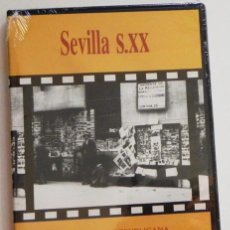 Cine: LA SEVILLA REPUBLICANA - DVD DOCUMENTAL PRECINTADO - ABC SEVILLA SIGLO XX Nº 3 - HISTORIA REPÚBLICA. Lote 53679965