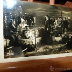 Cine: CIFESA: FOTO ORIGINAL DE ÉPOCA, 'LOCURA DE AMOR', CON AURORA BAUTISTA JORGE MISTRAL (CIRCA 1948). Lote 53197620