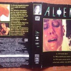 Cine: CARATULA VHS - ALIEN 3 - PEDIDO MINIMO 6€. Lote 54209446