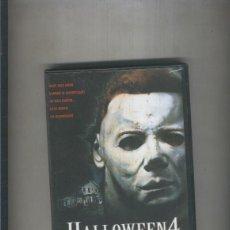 Cine: DVD: HALLOWEEN 4. Lote 55610181