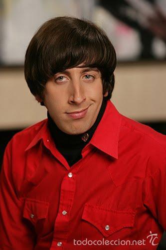 Cine: Figura The Big Bang Theory Howard Wolowitz * En blister sellado * Rare - Foto 4 - 111810299