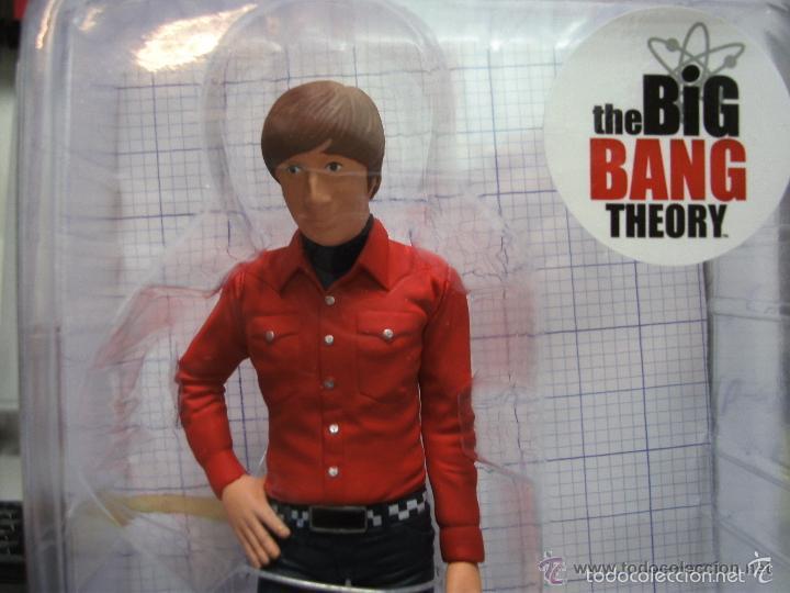 Cine: Figura The Big Bang Theory Howard Wolowitz * En blister sellado * Rare - Foto 11 - 111810299