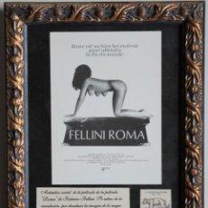 Cine: FELLINI ROMA -PROHIBIDO. Lote 174202950