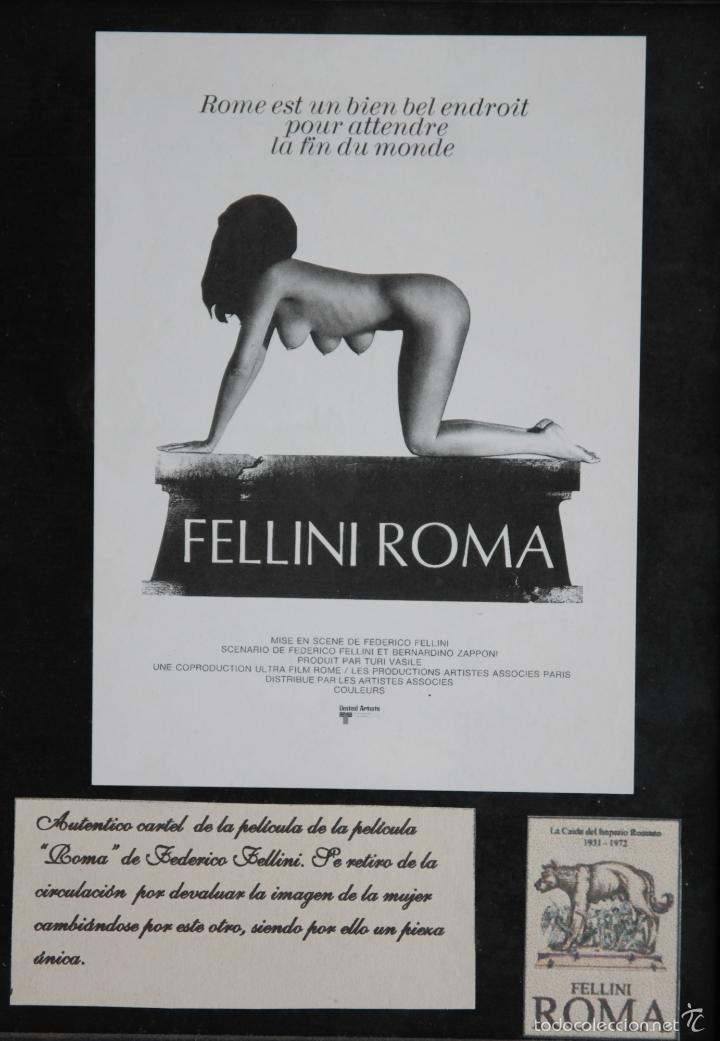 Cine: FELLINI ROMA -PROHIBIDO - Foto 2 - 174202950