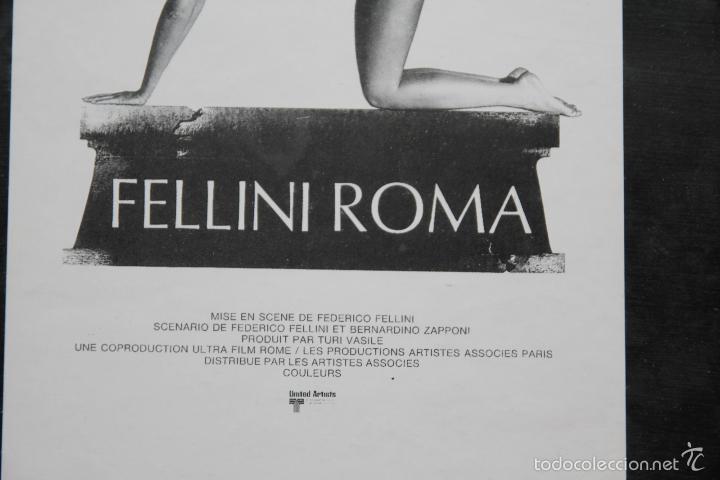 Cine: FELLINI ROMA -PROHIBIDO - Foto 3 - 174202950