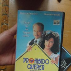 Cine: VHS - PROHIBIDO QUERER NEIL SIMON´S IN YONKERS . Lote 57700159