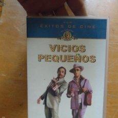 Cine: VHS - EXITOS DE CINE VICION PEQUEÑOS. Lote 57700166