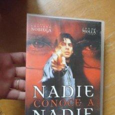 Cine: VHS - NADIE CONOCE A NADIE . Lote 57700240