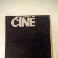 Cine: HISTORIA UNIVERSAL DEL CINE. RETRATOS Y CARTELES. PLANETA. Lote 57718242