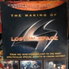 Cine: THE MAKING OF LOST IN SPACE. Lote 57766047