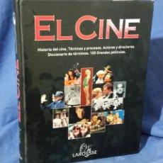 Cine: EL CINE - 2002 - ED. LAROUSSE - ENCICLOPEDIA PARA CINÉFILOS - ISBN 8483323036. Lote 57895964