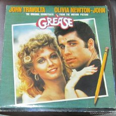 Cine: LP. BANDA ORIGINAL DE PELICULA GREASE. 1978. POLYGRAM. Lote 58785056