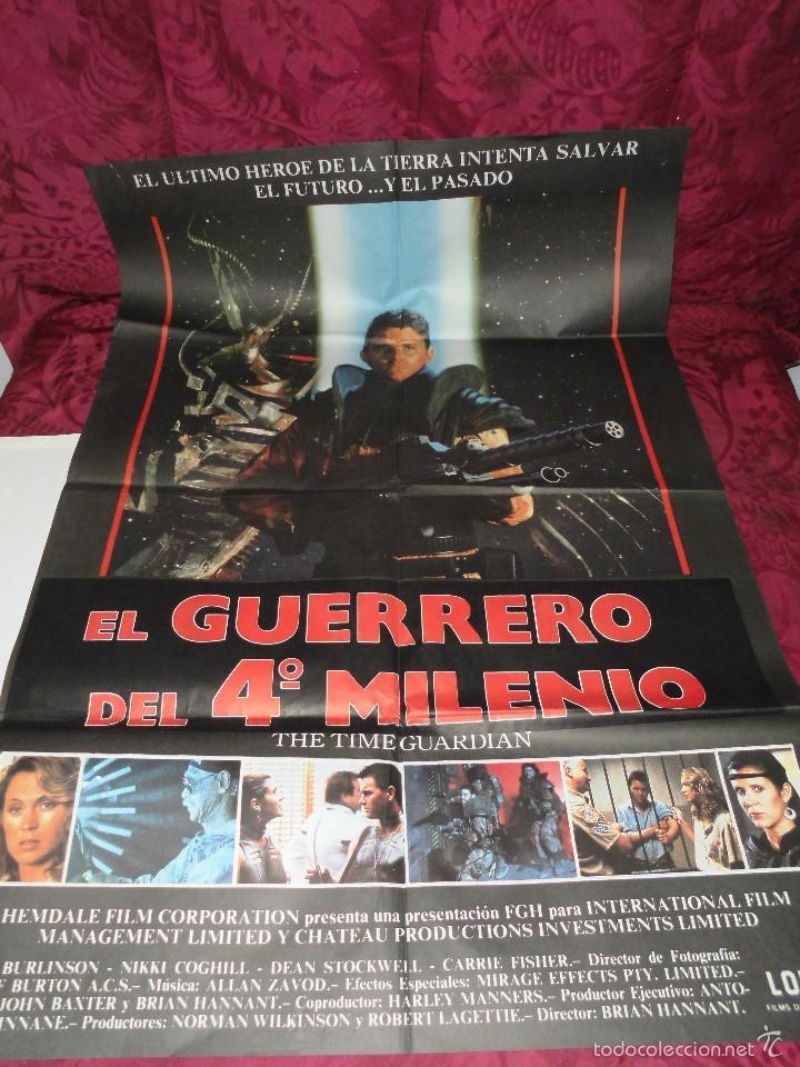 magnifico gran cartel antiguo de cine original, - Comprar en ...