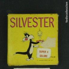 Cine: SILVESTER PELICULA SUPER 8MM WARNER BROS 1971 TECNO FILM. Lote 61534508