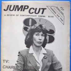 Cine: LESBIANS AND FILM, MONOGRÁFICO DE LA REVISTA JUMP CUT, NÚMERO DOBLE (24/25) 1981. Lote 62338620