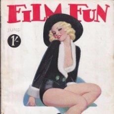 Cine: FILM FUN - JUNIO 1934. Lote 62349044