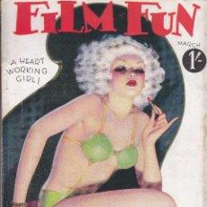 Cine: FILM FUN - MARZO 1935. Lote 62349112
