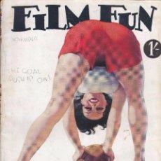 Cine: FILM FUN - NOVIEMBRE 1934. Lote 62349388