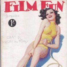 Cine: FILM FUN - SEPTIEMBRE 1934. Lote 62349492
