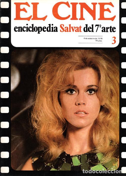 Cine: 6 fascículos El Cine Enciclopedia Salvat del 7º Arte - Foto 3 - 62372848