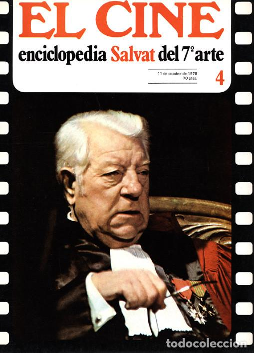 Cine: 6 fascículos El Cine Enciclopedia Salvat del 7º Arte - Foto 4 - 62372848