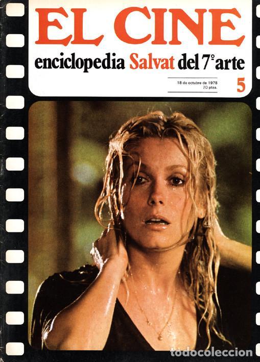 Cine: 6 fascículos El Cine Enciclopedia Salvat del 7º Arte - Foto 5 - 62372848