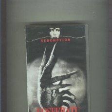Cine: VIDEO VHS: NOSFERATU. Lote 55634414