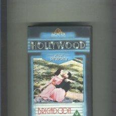 Cine: VIDEO VHS: BRIGADOON (GENE KELLY-VAN JOHNSON). Lote 195404596