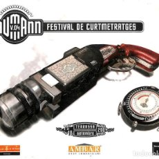 Cine: PROGRAMA BAUMANN FESTIVAL DE CURTMETRATGES TERRASSA 2004. Lote 66875898