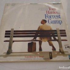 LASER DISC FORREST GUMP, con Tom Hanks.Comedia dramática,años 60/70.LASERDISC.PELICULA EN DOS DISCOS