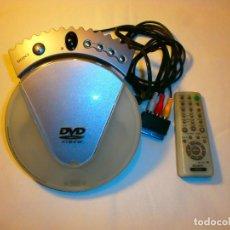 Cine: REPRODUCTOR DE DVD DE DISEÑO SONY AÑOS 90 - 2000. Lote 68100101