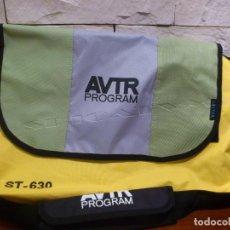 Cine: AVATAR - AVTR PROGRAM - BANDOLERA - CARTERA - MACUTO - MENSAJERO - MESSENGER BAG - LIMITADA - NUEVO. Lote 68623949