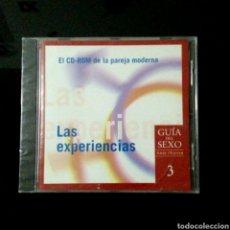 Cine: CD-ROM - LAS EXPERIENCIAS / GUÍA DEL SEXO-ANNE HOPPER VOL.3. Lote 71665150