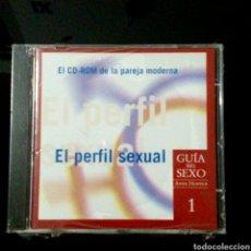 Cine: CD- ROM - EL PERFIL SEXUAL / GUÍA DEL SEXO- ANNE HOPPER VOL1 (PRECINTADO). Lote 71665342