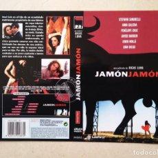 Cine: CARATULA ORIGINAL -A4- JAMON JAMON - PENELOPE CRUZ - BIGAS LUNA. Lote 73066943