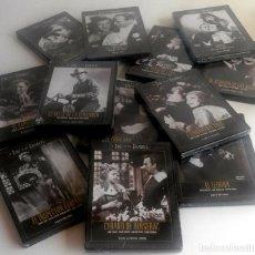 Cine: LOTE 12 PELÍCULAS EN DVD -EL CINE DE LOS GRANDES-. Lote 78898333