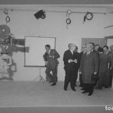 Cine: INAUGURACIÓN DE LA ESCUELA OFICIAL DE CINEMATOGRAFÍA (1962). 46 FOTOGRAFÍAS ORIGINALES.. Lote 79757105