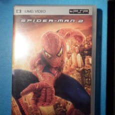 Cine: PELICULA - UMD VIDEO PARA PSP - SPIDERMAN 2 - PLAYSTATION - 17,5 X 10,5 CM -. Lote 82245124