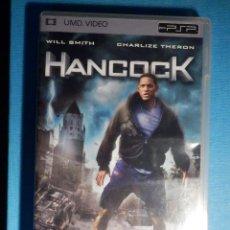 Cine: PELICULA - UMD VIDEO PARA PSP - HANCOCK - PLAYSTATION - 17,5 X 10,5 CM - . Lote 82245764