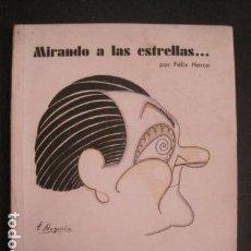 Cine: MIRANDO LAS ESTRELLAS - LIBRITO FOTOS ARTISTAS-BOROTALCO AUSONIA -VER FOTOS -(V-10.406). Lote 82337576