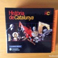 Cine: HISTORIA DE CATALUNYA - LA VANGUARDIA - GENERALITAT DE CATALUNYA (14 CD). Lote 83785844